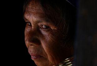 etnia Padaung