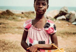 Isabelle, Almina, Ghana