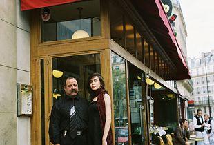 "Gabriel, Maître D  Brasserie Balzar, September 2007, from the series ""A Husband in Paris"" © Katarina Radovic"