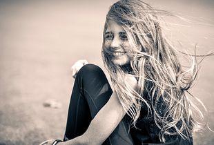 'Windy Smile'