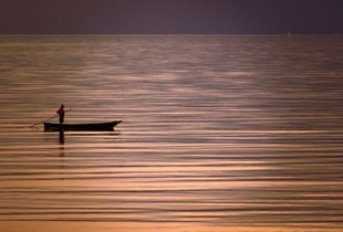 All in a day's work (Rowing out to the ocean) - 6.17am