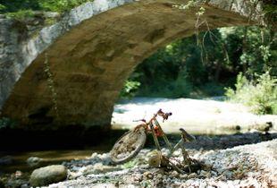 Pont romain et trace urbaine