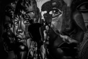 workinprogress : HUMANkind  Wynnwood Walls, Miami Art Basel