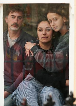 Ruth, Scarlet and David