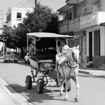 Cubains au quotidien en 2018. Moyen de locomotion