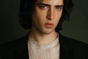 Portrait of J. Morgan Perreault