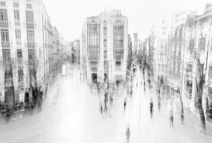 La Calle, White