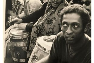 Chicago Lake Michigan Drummers