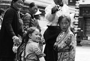 Family of Tibet