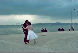 Lisbon dancers