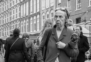Faces of places: Amsterdam, October 2019 - Waryness