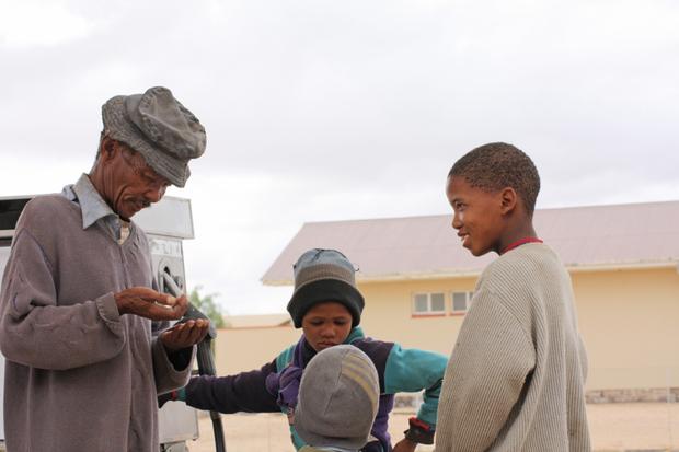 Namibian Grandpa