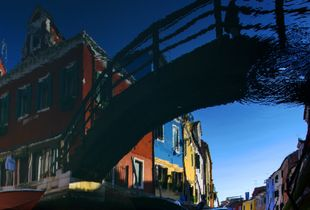 Reflections in Burano n1