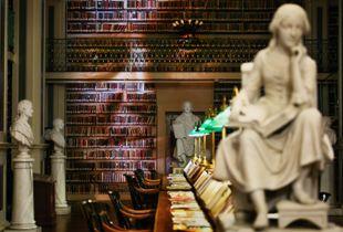DAVID LEONARD, IRELAND President | Boston Public Library