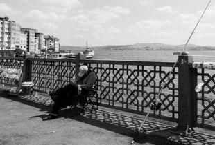 Pêcheur - Istanbul