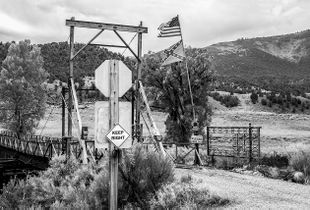 Bridge Across The Colorado River