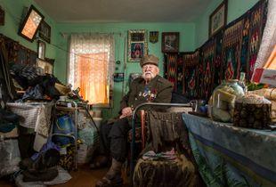 Dmytro Verholjak. Markova, Ukraine