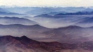 Valles Centrales en Chile