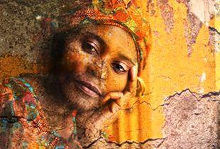 Agnes / A woman from Rwanda!