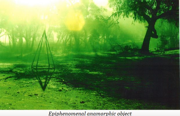 EPIPHENOMENAL OBJECT (Euclid aligns with Heraclitus)