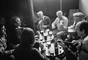 O'Donoghue's Bar, Dublin, Ireland, 1986