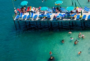 Sorrento Beach Day