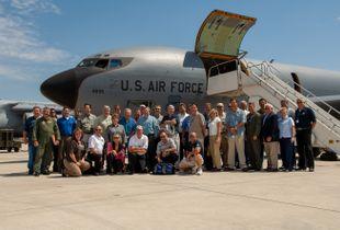 Guests of Arizona Air Nationa Guard