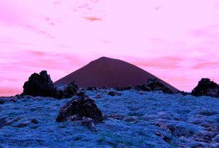 Rauðamelskúla Volcano