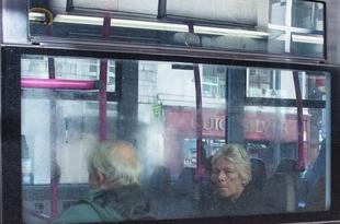 people behind the window