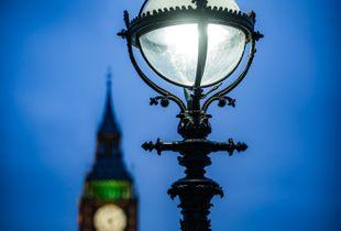 Man Made Icons - Big Ben, London