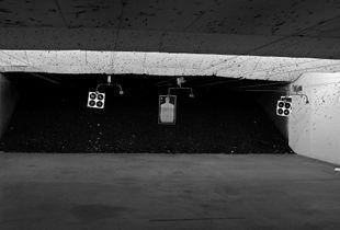 Pistol Range, Burbank California