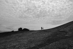 Walking in the sky