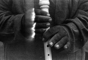 El Flautista de Baquedano