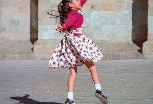 Jumping for Joy, Oaxaca Mexico