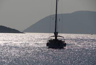 Dokos island.