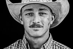 Omak Rodeo Cowboy
