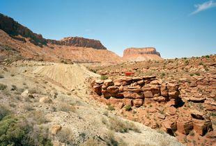 Happy Jack Mine, Red Canyon, Bears Ears National Monument, Utah