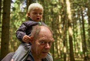 Grandfather's ear