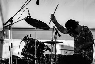 Drums at Newport