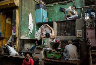Mirza Ghalib Municipal Market - Mumbai, India