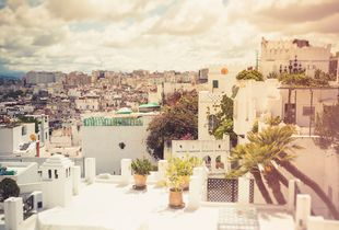 The Rooftops of Tangier