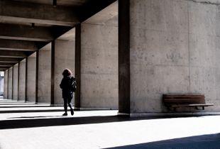 Concrete & Shadows    Architecture