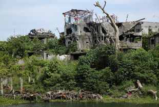 Marawi City, 10 Months After Conflict