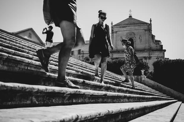 ITALY 20: BACK TO LIFE   Distanziamento