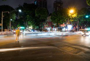 Traffic Control, Hanoi