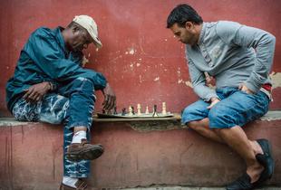 Chess in Havana