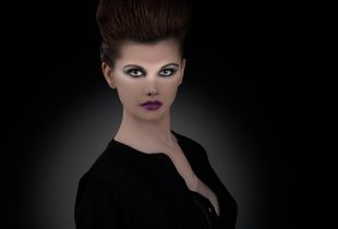 Conceptual Eye lighting Shieliene (Studio)