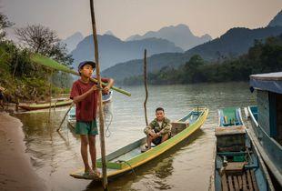 Nam Ou Evening #2