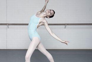 Anna Ol, principal at The National Ballet, Amsterdam