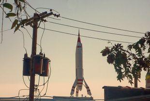 TWA Rocket